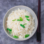 instant pot coconut rice.