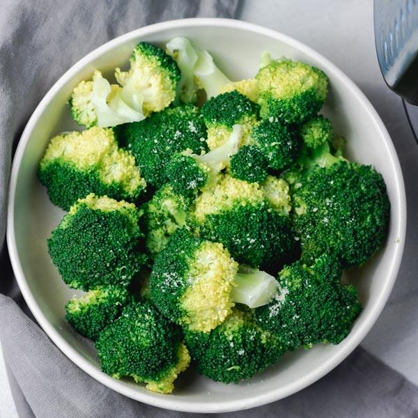 instant pot broccoli.