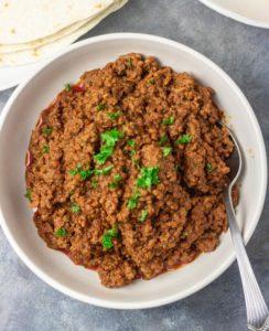 instant pot taco beef