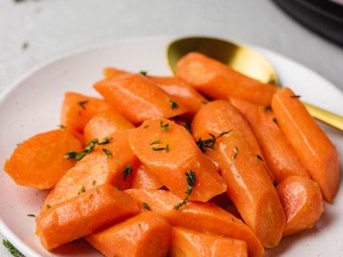 IP carrots.