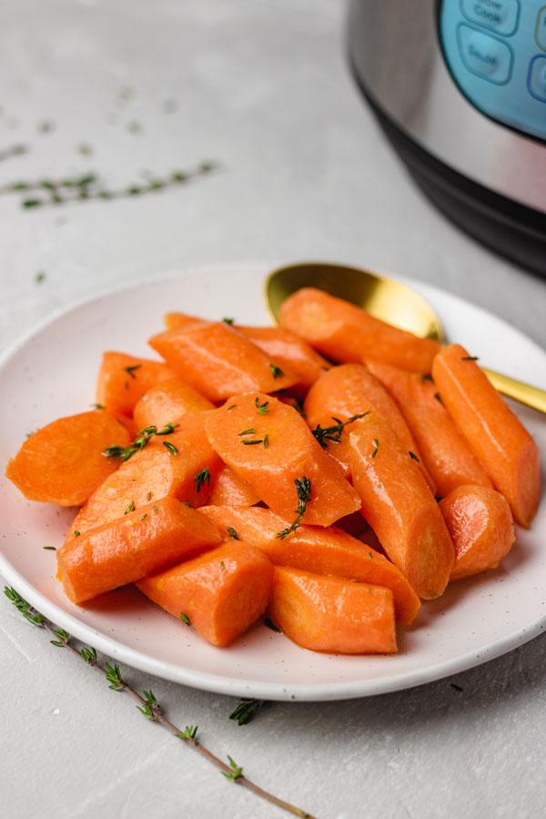 instant pot carrots.