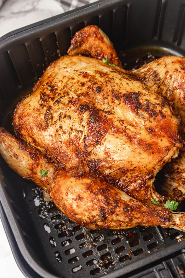 whole roasted chicken.