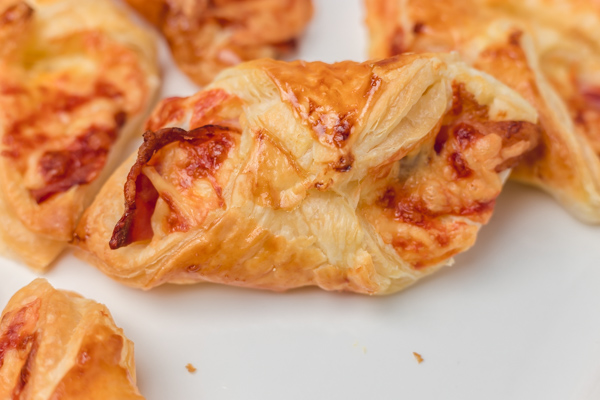 puff pastry turnover.